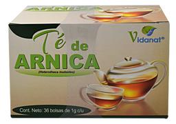 Té Vidanat/infusiones Árnica