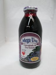 Concentrado Mega Uva Uva Botella 630 g