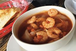 Sopa de Camarón
