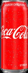Coca Cola Sabor Original en Lata 355 ml