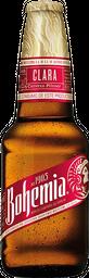 Cerveza Bohemia Clara 355 ml