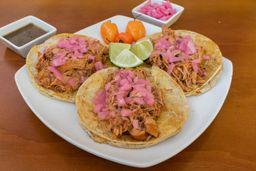 Tacos de Cochinita