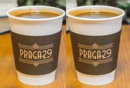 2x1 Café Espresso-Americano