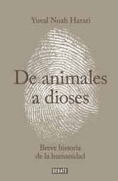 De Animales a Dioses - Yuval Noah Harari 1 U