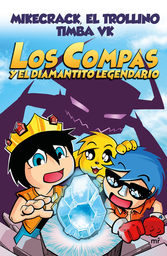 Los Compas y el Diamantito Legendario - Timba Vk 1 U