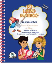 Mi Libro Mágico - Carmen Espinosa Elenes de Álvarez 1 U