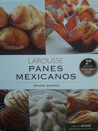 Panes Mexicanos - Irving Quiroz 1 U