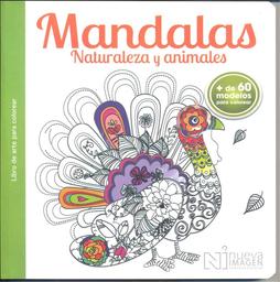 Mándalas Naturaleza y Animales - Larousse Editorial 1 U