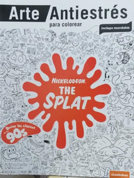 Arte Antiestrés The Splat - Klasky Csupo 1 U