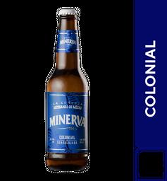 Cerveza Minerva Colonial 355 ml