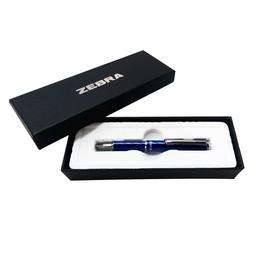Bolígrafo Zebra Mini Slide Pen Mecanismo Deslizable Azul 1 U