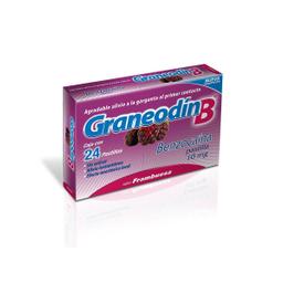 Graneodín B Frambuesa 10 Mg