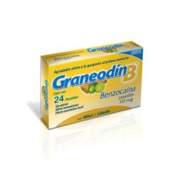Graneodín B Miel Limón 10 Mg