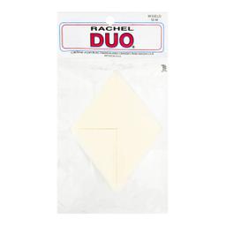 Duo 4 Esponjas Blancas M-50