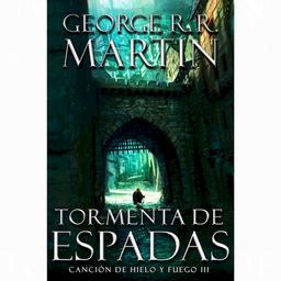 Tormenta de Espadas - George R Martin 1 U