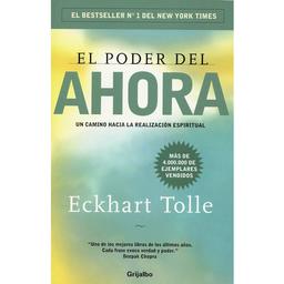Poder Del Ahora - Eckhart Tolle 1 U