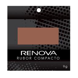 Rubor Renova Polvo Compacto Para Mejillas Color Terracota 1 U