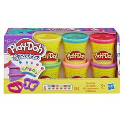 Set Play-Doh Brillante 3+ 6 U