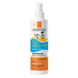 Protector Solar Anthelios Dermopediatrics Spray Niños Fps50+