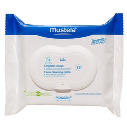 Mustela - Higiene - Toallitas Limpiadoras para Piel Normal
