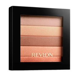 Highlighting Revlon Palette Peach Glow 1 U