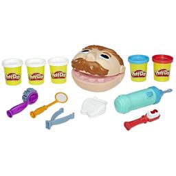 Set Play-Doh Dentista Bromista 3+ 1 U