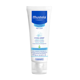 Mustela -Hydra Bebe Crema Facial para Piel Normal