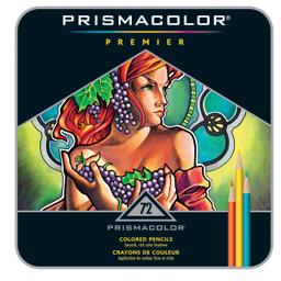 Lápices de Color Prismacolor Premier 72 U