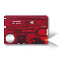 Multiherramienta Victorinox Swiss Card Lite Rojo 1 U