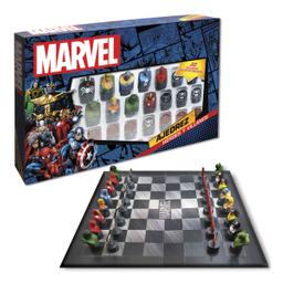 Ajedrez Marvel Novelty 1 U
