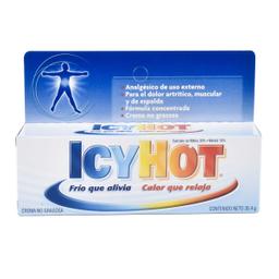Analgésico Icy Hot Crema