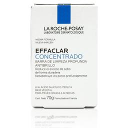 Limpiador Effaclar Barra Piel Normal de La Roche Posay