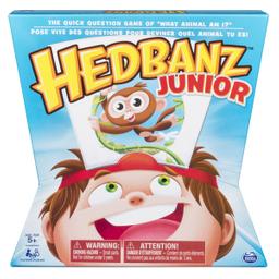 Juego de Mesa Hedbanz Jr 1 U