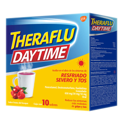 Te Antigripal Theraflu Daytime 10 Sobres