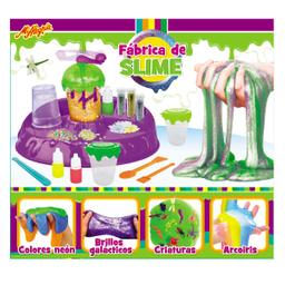 Set de Juego MiAlegría Fábrica de Slime 1 U