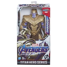 Figura de Acción Hasbro Thanos Titan Hero Avengers 1 U