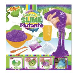 Set de Juego MiAlegría Fábrica de Slime Mutante 1 U