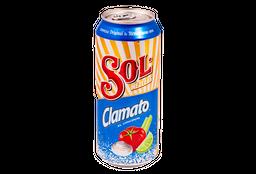 Sol Clamato 473 ml