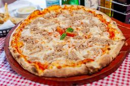 Pizza de Atún y Cebolla