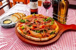 Pizza Crudo E Rúcula