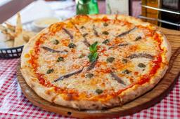 Pizza Bianca Nevé