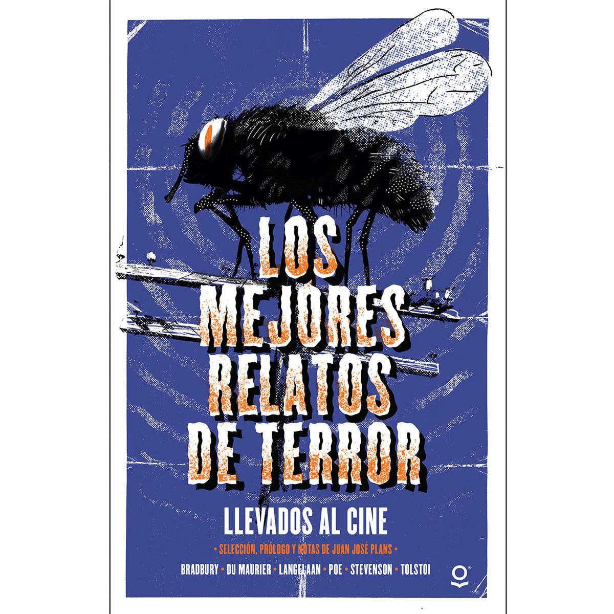 Libro Mejores Relatos de Terror Llevado 1 U