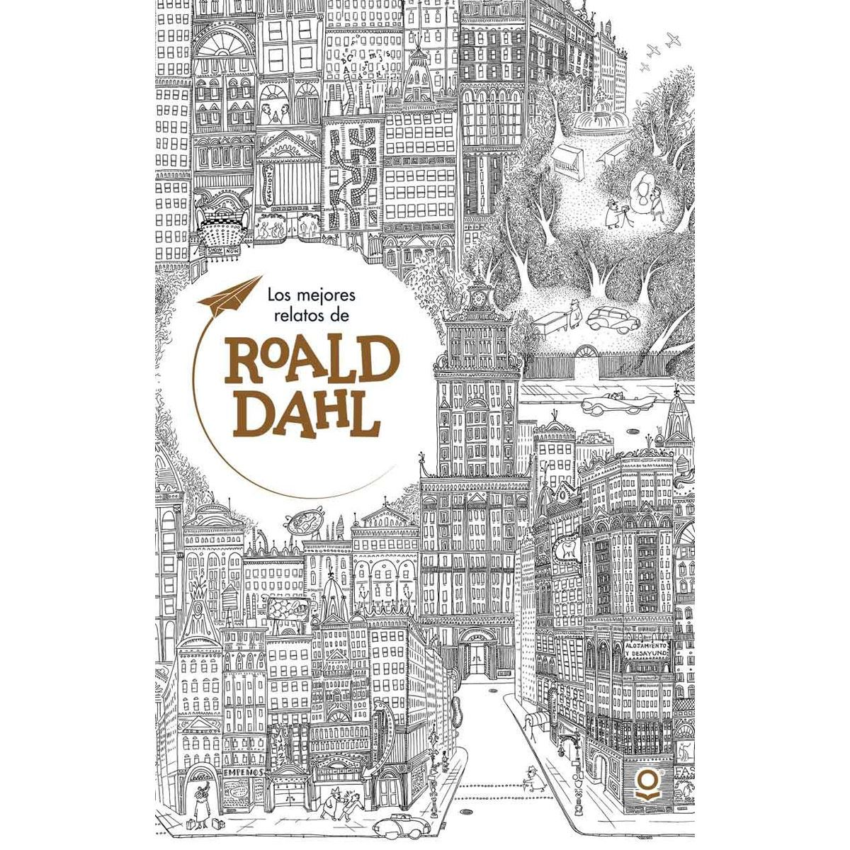 Libro Mejores Relatos de Roald Dahl 1 U