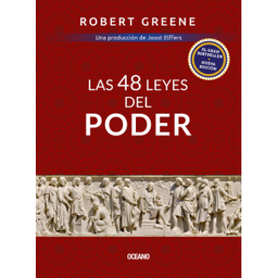 Libro Las 48 Leyes Del Poder - Robert Greene 1 U