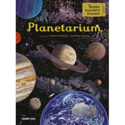 Libro Planetarium - Raman Prinja/Chris Wormell 1 U