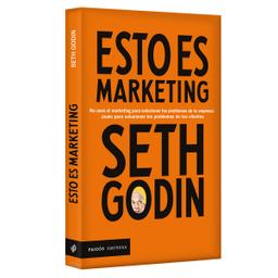 Libro Esto es Marketing - Seth Godin 1 U