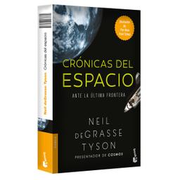 Libro Crónicas Del Espacio - Neil Degrasse Tyson 1 U