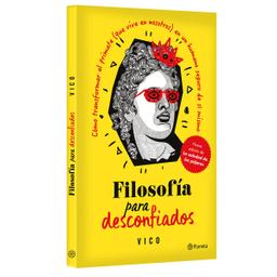 Libro Filosofía Para Desconfiados 1 U