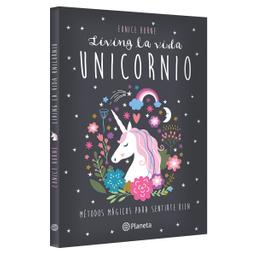 Libro Living La Vida Unicornio 1 U