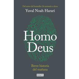 Libro Homo Deus - Yuval Noah Harari 1 U